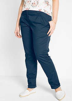 Spodnie chino ze stretchem-bpc bonprix collection