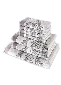 "Ręczniki ""Bath""-bpc living"