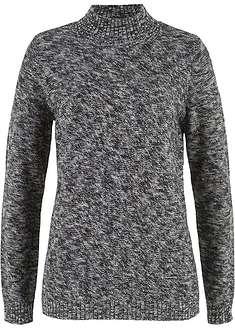 sweter-ze-stojka-bpc bonprix collection